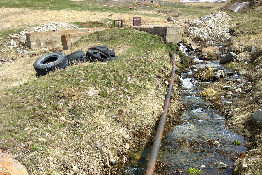 Drinkwaterproject in Torfavan