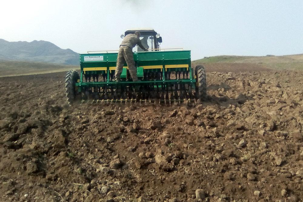 Landbouwwerktuigen voor Nirkin Kamir Aghpuyr